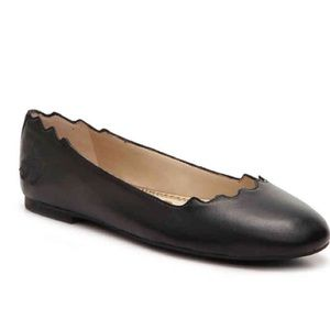 Sam Edelman Black Finnegan Flats Size 8.5 M